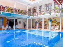 Hotel Bello Caribe, hotel in Cozumel