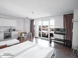 Bayer's Boardinghouse und Hotel, serviced apartment in Munich