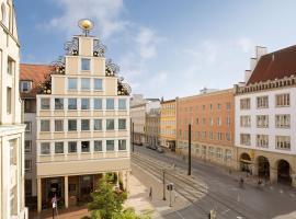 Vienna House Sonne Rostock, отель в Ростоке