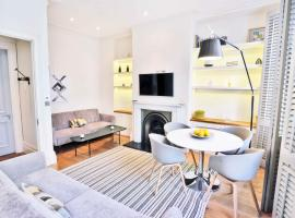 Boswell & Johnson 8room Covent Garden FlowerMarket TownHouse, apartamento em Londres