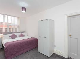 Cherry Property - Hornby Road 179, apartment in Blackpool
