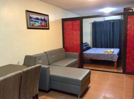 Relaxing Condo Unit at One Oasis CDO, apartment in Cagayan de Oro
