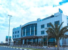 Ewan Hotel Sharjah, hotel in Sharjah