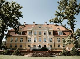 Malpils Manor, hotel in Mālpils