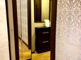 Уютная квартира метро Новокосино, hotel near Reutov City Park, Reutov