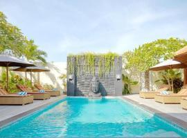 Villa Seriska Dua Sanur with Private Pool, hotel in Sanur