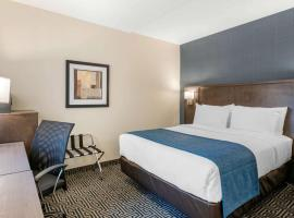 Quality Inn Centre-Ville, hotel in Montreal