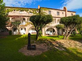 Residence La Rosa, serviced apartment in Porto San Paolo