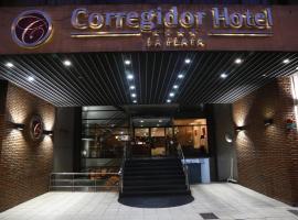 Hotel Corregidor, hotel en La Plata