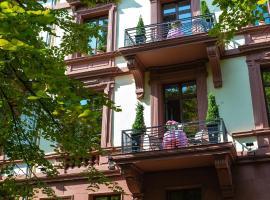 Hotel Liebig, hotel near Palmengarten, Frankfurt/Main