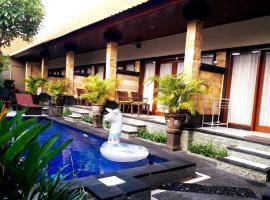 Kamboja Homestay, hotel in Sanur