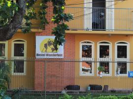 Hostel Wanderlust, hotel near Antonio Oddone Sarubbi Stadium, Foz do Iguaçu