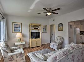 Cocoa Beach Home - Walk to Ocean & Attractions, vacation rental in Cocoa Beach