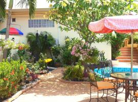 Butterfly Garden Boutique Residences by Luxury View, hotel in Pattaya South