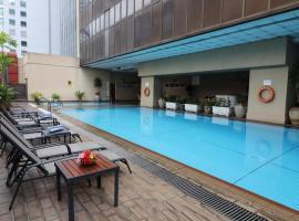 Hotel Grand Continental Kuala Lumpur, hotel in Chow Kit, Kuala Lumpur