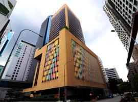 Hotel Grand Continental Kuala Lumpur, hotel near Putra World Trade Center, Kuala Lumpur