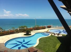 """EmanuelleSales - Corretora de Imóveis - """"LUXURY RESIDENCES"""" creci 16949F, apartment in Canoa Quebrada"""