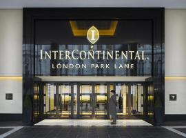 InterContinental London Park Lane, an IHG Hotel, hotel in Mayfair, London