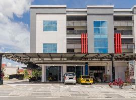 RedDoorz Syariah near Lubang Jepang Bukittinggi, hotel in Bukittinggi