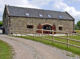 Bottomhouse Barn, hotel in Leek