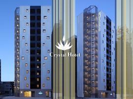 Nippombashi Crystal Hotel Ⅱ, hotel near Shinko-ji Temple, Osaka