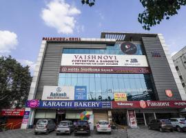 Capital O 71843 Grand Sindhura, hotel near Rajiv Gandhi International Airport - HYD, Hyderabad