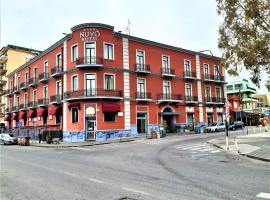 Hotel Nuvò, hotel sa Naples