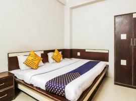 SPOT ON 62810 Hotel Sunrise, hotel in Shivpurī