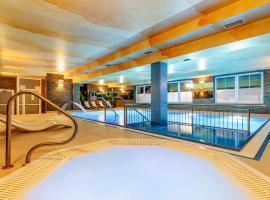 Hotel Skalite Spa & Wellness – hotel w Szczyrku