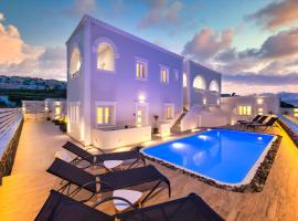 Abasa Suites, hotel near Archaeological Museum of Thera, Fira