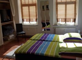 Vorbeischauen in Plauen 2, apartment in Plauen