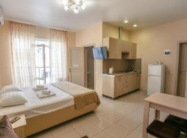 Апартаменты-Студия на Тельмана, apartment in Gelendzhik