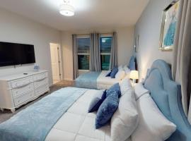 Storey Lake 6 Bedrooms Luxury Brand New Private Pool Themed Bedrooms, homestay in Kissimmee