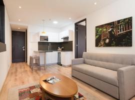 Sercotel Suites Bogota Norte, apartamento en Bogotá