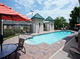 Homewood Suites by Hilton Raleigh-Durham Airport at RTP, hotel near Raleigh-Durham International Airport - RDU, Durham