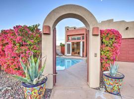 La Quinta Casa - Poolside Oasis with Mountain Views!, hotel in La Quinta