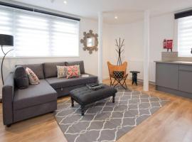 Blackbird Luxury Apartments Room 5, apartment in Blackpool