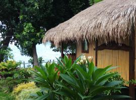 Lena house Flores, pet-friendly hotel in Hitokalak