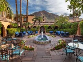 Royal Palms Resort & Spa-in the Unbound Collection by Hyatt, resort in Phoenix
