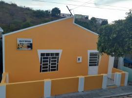 Casa de temporada Girassol, self catering accommodation in Piranhas