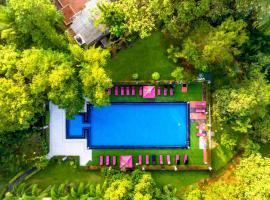 Heritage Hotel, hotel v destinaci Anuradhápura