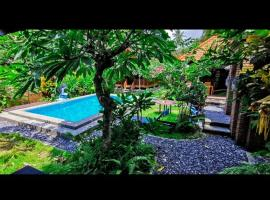 Halumba Eco Villa Bali, country house in Tejakula