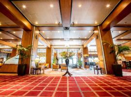 Okayama International Hotel, hotel en Okayama