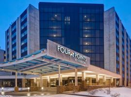 Four Points by Sheraton Peoria, hotel in Peoria