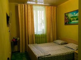 Гостиница Лабиринт, отель в Самаре