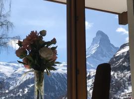 Millennium, Ferienwohnung in Zermatt