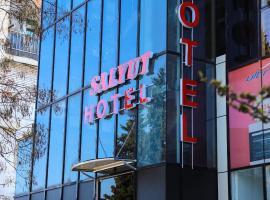 Salyut Hotel Lankaran, hotel in Lankaran