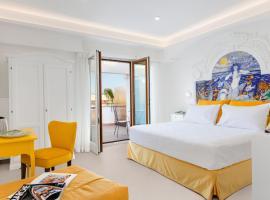 Le Palme Sorrento, beach hotel in Sorrento