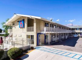 Motel 6-Colorado Springs, CO, hotel in Colorado Springs