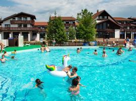 Sport Park Volen, hotel in Yakhroma